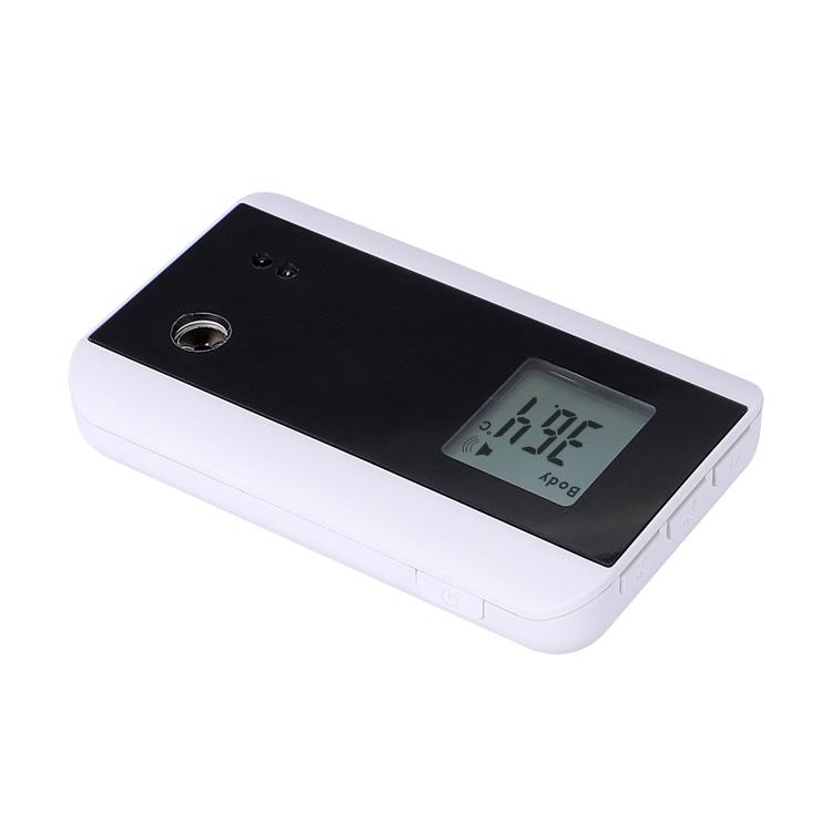 جرس الباب مع قياس درجة الحرارة FTW03